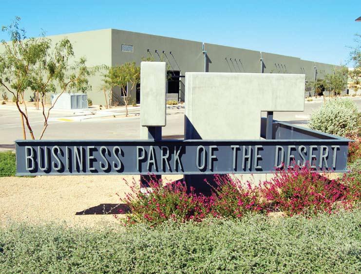 Business Park of the Desert